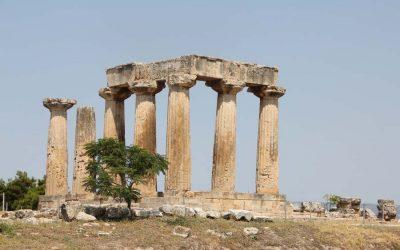 Korinth – In Stein gemeißelt