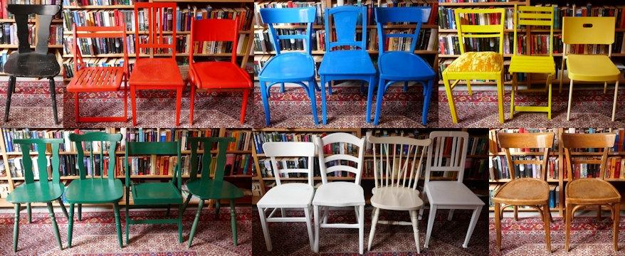 20 Stühle