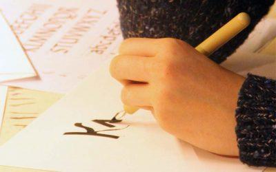 Handschrift lernen – mit der Hand lernen