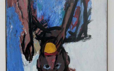 Baselitz trifft Basquiat