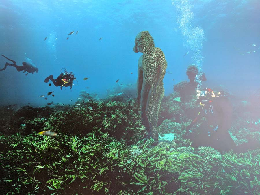Treasures from the WRECK of the Unbelievable Damien Hirst