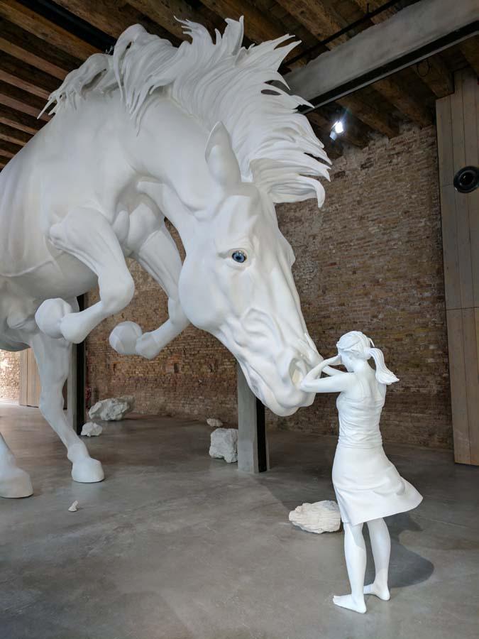 Claudia Fontes - The horse problem