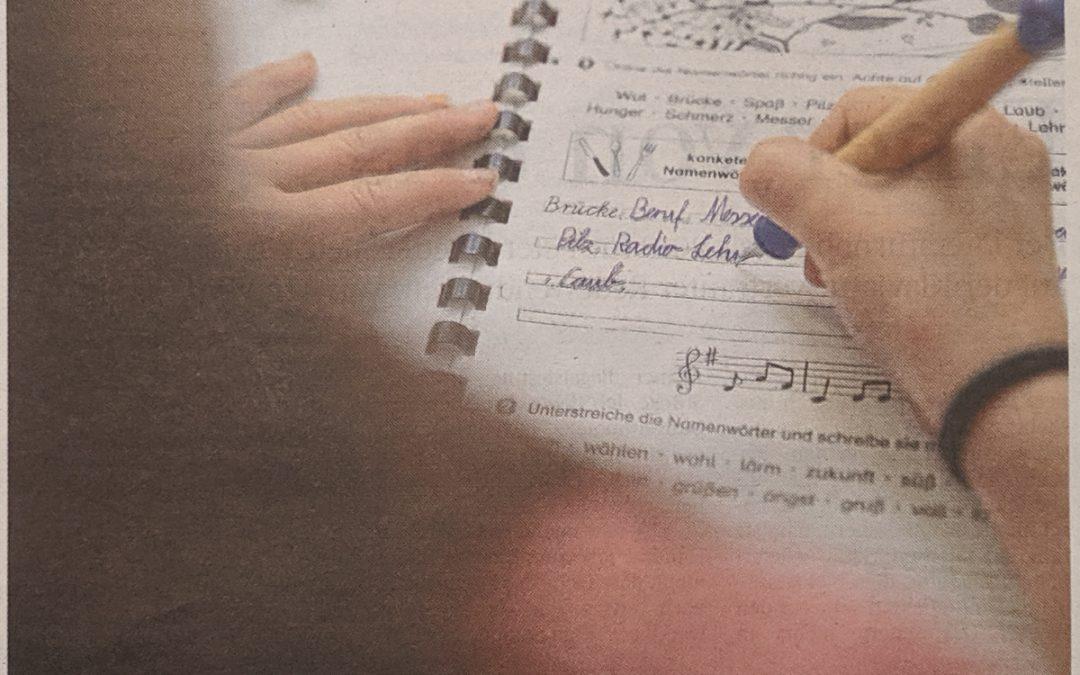 Handschrift und Feinmotorik