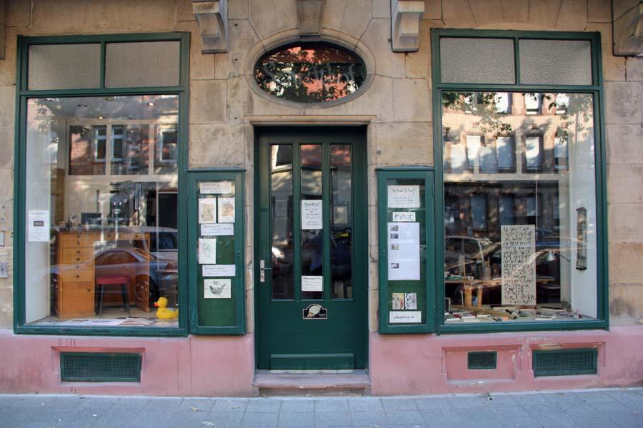 Besuch im Schrifthof – Junger Kulturkanal
