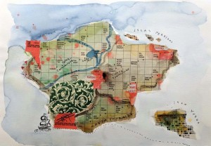 Imaginaere Landkarte 2017-12