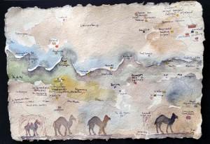 Imaginaere Landkarte 2017-22